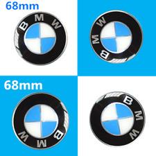 "4PCS 2.65"" 68MM Wheel Rim Center Caps Hub Cover Fit for BMW 1 3 5 6 7 X Z Series"