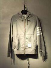 Thom Browne Gray Zip-up Hoodie  Size2(M)