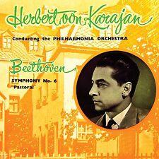 Beethoven - Symphony No. 6 - Philharmonia Orchestra / Karajan CD