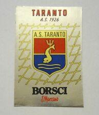 FIGURINE PANINI CALCIATORI SCUDETTO N.467 TARANTO 1984-85 84-85 NEW - FIO