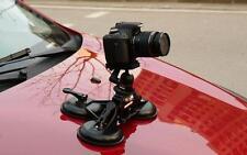 Ventouse 3 points+rotule 360° pour photographie film automobile voiture