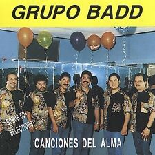 Grupo Badd : Canciones Del Alma CD