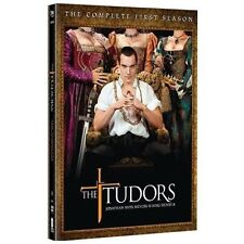 New Tudors - The Complete First 1 Season (DVD, 2008, 4-Disc Set)