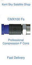 More details for compression f cons ct100 wf100 rg6 cables cmx100 crimp