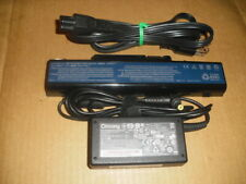 AC  Adapter  and Battery for Gateway  NV52 or  NV53 series  Laptop