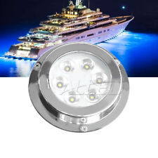 12V DC 18W Blue LED Underwater Light IP68 316 Stainless Boat/Marine/Yacht Light