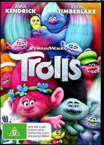 Trolls : NEW DVD