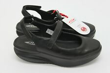 LADIES MBT SHOES BLACK .SIZE UK 6. NEW