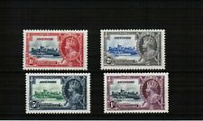 Ascension 1935 Silver Jubilee set mounted mint
