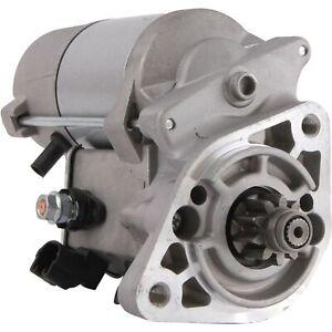 Starter for Toyota 4Runner 2003-2009, Tacoma 2005-2009 28100-31050; 410-52161
