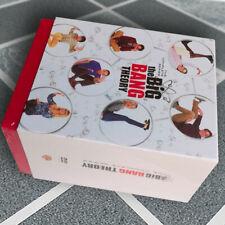 THE BIG BANG THEORY Complete Series Seasons 1-12 DVD Box Set Brand New Sealed