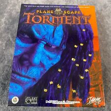 Planescape Torment PC Game Complete CD-Rom Original Big Box Dungeons Dragons