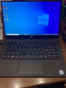 Dell xps 13  i7 8550 1.8 ghz  9370  Con 16 Gb di Ram
