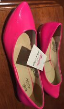 Brand New 💗 Miss Shop 7 Or 36 Barbie Flats Loafers Shoes