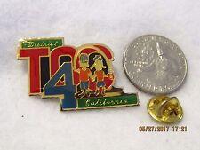 District 4 California TOC  Little League Baseball Pin Lapel