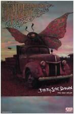 Widespread Panic Dirty Side Down Promo Poster Spusta Original