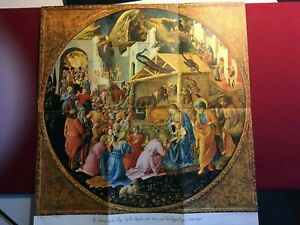 The Adoration of the Magi 1952 Repro Print,  National Gallery of Art