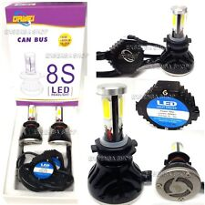 KIT H1 LAMPADE 40W LED CREE FULL LED 4000 LUMEN 6000K CANBUS 12V 24V CAMIO AUTO