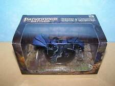 Black Dragon - Heroes & Monsters Pathfinder Battles D&D Huge Miniature NIB