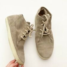 Paul Green munchen suede lace boots
