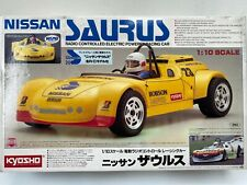 Kyosho NISSAN NISMO SAURUS Vintage 1/10 <EP> RC Racing Car 2WD #3131 NIB