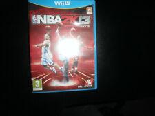 Nintendo Wii U-NBA 2k13 - 100% Completo