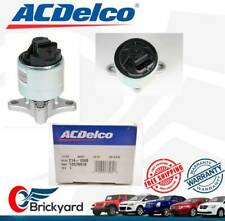 NEW OEM ACDELCO GM ORIGINAL EQUIPMENT EGR VALVE 214-1080 12576918