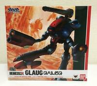 HI-METAL R Macross Guraji Super Dimension Fortress GLAUG Figure BANDAI Japan