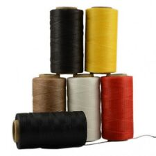 260m Waxed Sewing Thread Cotton Cord String Strap Stitching Thread for Leather