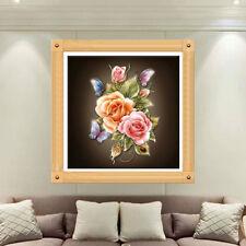 FR_ EG _ 5D Papillon DIY Diamant Peinture images point de croix loisirs créatif