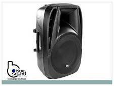DAD IKOS15A DIFFUSORE AMPLIFICATO 250W RMS CON LETTORE MP3 INTEGRATO USB/SDCARD