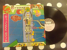 """The Slickee Boys """"Cybernetic Dreams Of Pi"""" LP New Rose Records-ROSE 33-1984 FR"""