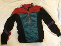Vintage DEMETRE ROFFE Ski Sweater Pull Over Mens size XS Made in USA
