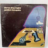 Three Dog Night Golden Bisquits LP Record Album Vinyl
