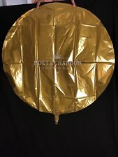 XL Moet Chandon Luftballon Gold Helium Party 100cm Bar Ballon Champagner Deko