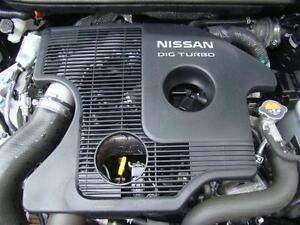 NISSAN PULSAR ENGINE/ MOTOR SSS 1.6LTR TURBO PETROL, MR16, C12, 05/13- 16