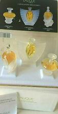 Coffret de parfums LES FLACONS COLLECTION MINIATURES De LALIQUE