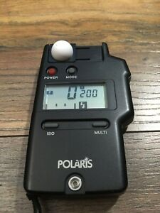 Polaris SPD 100 Light Flash meter- Excellent condition