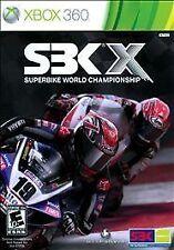 SBK X: Superbike World Championship (Microsoft Xbox 360, 2010)