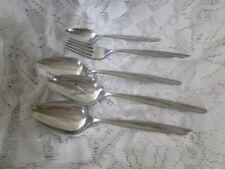 1847 Rogers Bros Stainless SEA ISLAND - Teaspoon, Dinner Fork, Serving Spoons