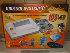 Master System 3 Collection 105 Games Brazil TecToy *New* SEGA Collector's Dream