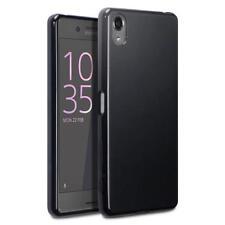 Cover e custodie plastici neri modello Per Sony Xperia X per cellulari e palmari
