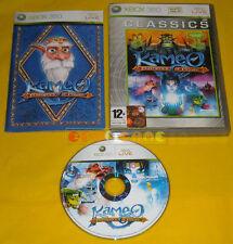 KAMEO ELEMENTS OF POWER XBOX 360 Versione Ufficiale Italiana Classics » COMPLETO