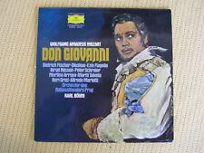"""W. A. MOZART: """"Don Giovanni"""", Querschnitt"""