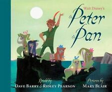 Walt Disney's Peter Pan  by Dave Barry, llustrated by Mary Blair