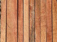 "Leopardwood Grevillea Robusta Reclaimed Hawaiian Pen Turning Stock 10@12""x1x1"