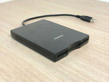 Toshiba USB FDD Model PA3109U-FDD External Floppy DISKETTE Drive