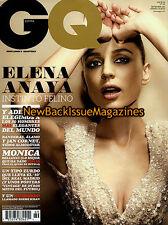 Spanish GQ 9/11,Elena Anaya,September 2011,NEW