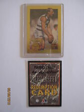 Garry Ablett 1994 AFL players choice signature card + redemption + certificate