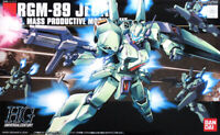 Bandai HGUC 097 GUNDAM RGM-89 JEGAN 1/144 Scale Kit*